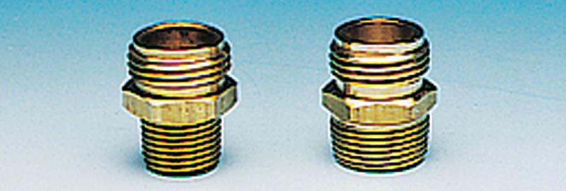 Male Garden Hose x Male Pipe Fitting