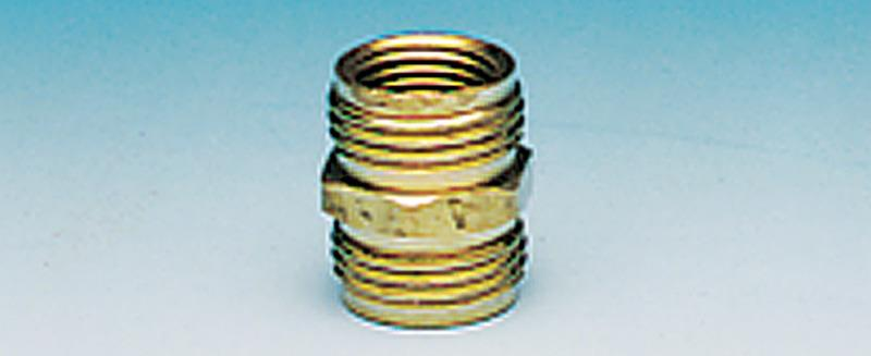 Male x Male Garden Hose Fitting