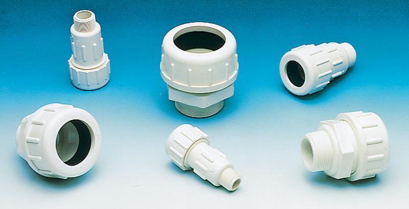 PVC Compression Male Adaptors