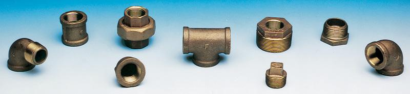 "1-1/2"" Lead Free Brass Fittings"