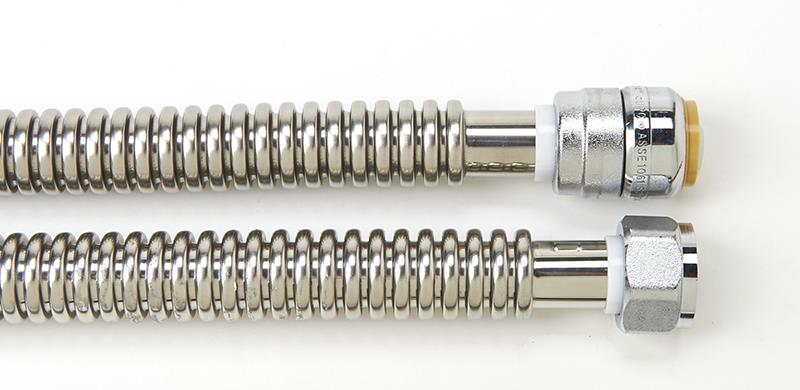 SharkBite® Corrugated Stainless Steel Supply Connectors