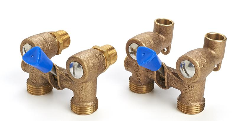 Washing Machine Water Shut-off Valves