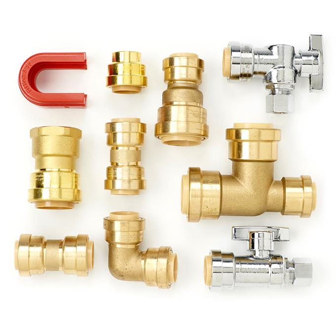 ProBite® Lead Free Push Fit Fittings